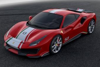 Ünnepi különkiadás a Ferraritól