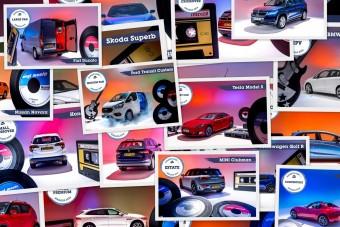 Az év autói: 150 ezren nem tévedhetnek…