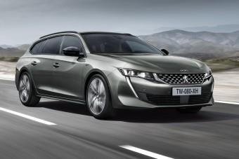 Harciasan tér vissza a Peugeot nagy kombija