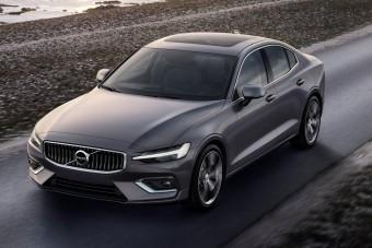 Megérkezett a Volvo új sportszedánja