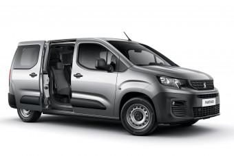 Megérkezett a Peugeot-Citroën-Opel kis furgonja