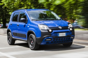 Traffipax-riasztót kap a Fiat Panda