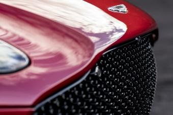 Új zászlóshajót villantott az Aston Martin