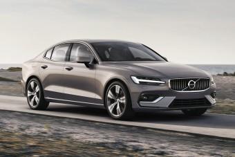 Fél tucat videón kelleti magát az új Volvo S60