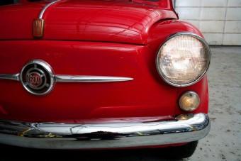 Meglepő motor lapul ebben a kis Fiatban