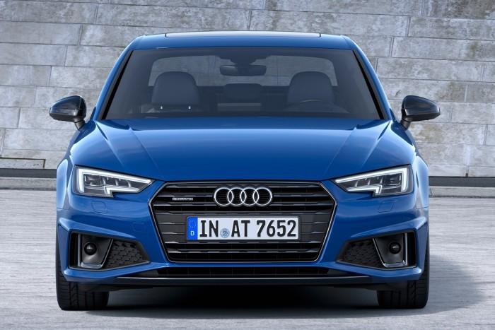 Megújult az Audi A4 3