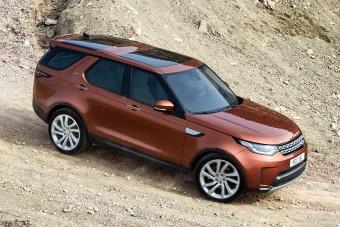 Csak Szlovákiában készül majd a Land Rover Discovery