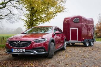 Tetszőleges színben rendelhető az Opel Insignia
