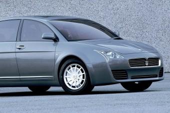 Adjunk hálát az égnek, hogy ez a Maserati nem került gyártásba