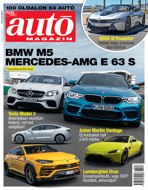 Autó Magazin 2018 június