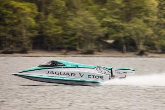 Megdőlt az elektromos hajók sebességi világrekordja