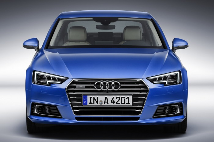 Megújult az Audi A4 4