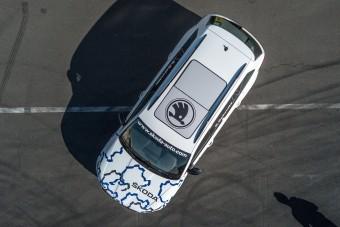 Már készül a Škoda sport-szabadidőjárműve