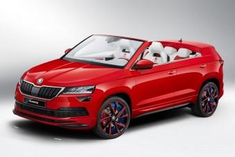 Škoda Sunroq: nyári bulimobil