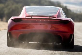 Rakéta hajtja a Tesla új kupéját