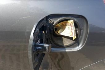 Így úszhatod meg a 400 forintos üzemanyagot