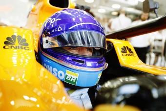 F1: Alonso mindent beleadott a katasztrófába