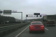 3 videó mutatja, hogy van baj a magyar utakon 1