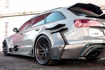 Nem láttunk még ennél bitangabb RS6-os Audit