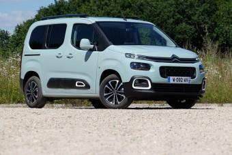 Csodafegyver nagycsaládosoknak - Citroën Berlingo