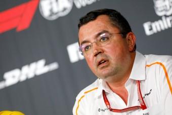 F1: Bűnbakot csináltak a McLaren-főnökből?