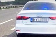 Lángol a Facebook: egy gyorshajtó anyuka le akarta járatni a magyar rendőröket, csúnyán benézte 3