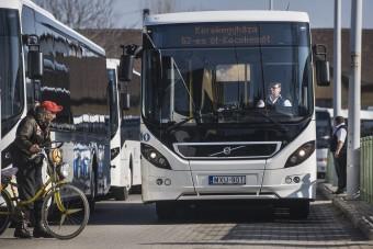 Leszállította a hölgyet a buszsofőr, mert megkérte, hogy ne telefonáljon