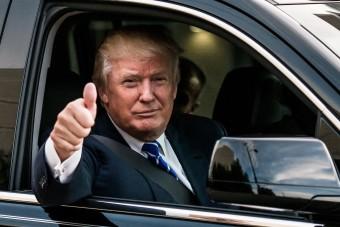 Európai autógyártókat fenyeget Donald Trump