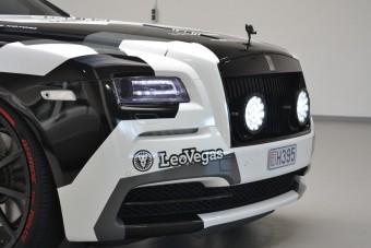 90 millióba kerül a legmenőbb Rolls-Royce