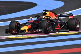 F1: Ricciardo autója is megsérülhetett