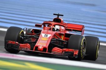 Vettel: Túl jól rajtoltam!