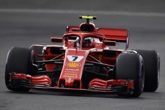 F1: Räikkönen megúszta a büntetést