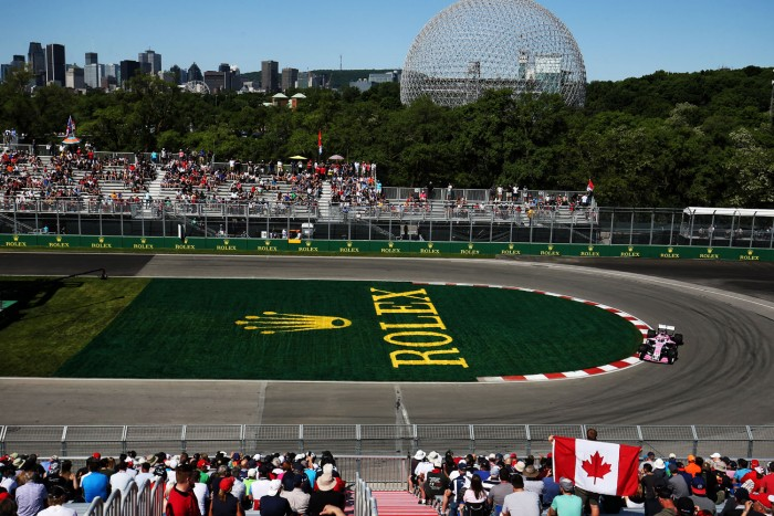 F1: Fifty-fifty to see if there will be a Canadian Grand Prix 1