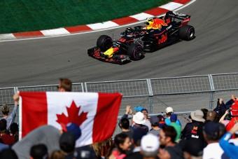 F1: Verstappen verte Hamiltont