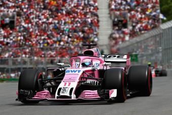 F1: Máris támadják a Force India megmentését