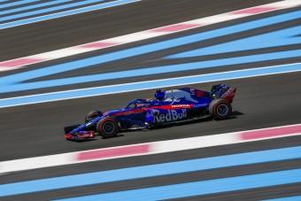 F1: Itt a hétvége első rajtbüntetése