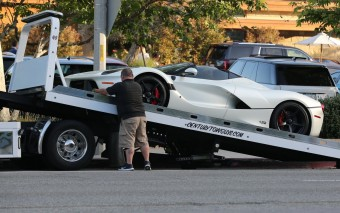 F1: Lerobbant Hamilton Ferrarija