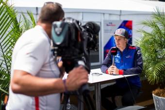 F1: Monacótól fúrták a Red Bull-pilótát?