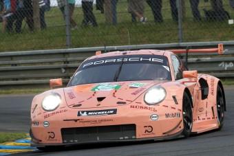Ezért a malacnak öltöztetett 911-es a kedvenc versenyautóm Le Mans-ban