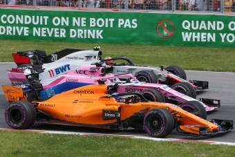 F1: Máris eldőlt a középmezőny csatája?