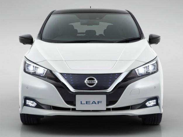 Már nemcsak jó, hanem szép is a Nissan Leaf 5