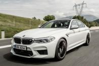 Ezt tudja egy 1100 lóerősre húzott új BMW M5 1