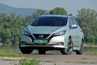 Már nemcsak jó, hanem szép is a Nissan Leaf