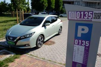 Napokon belül vége az ingyenes parkolásnak