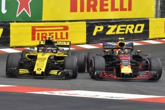F1: 50 lóerős hátrányt ismert el a Renault
