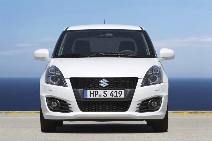A legmérgesebb Suzuki – Swift Sport 4
