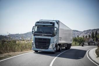 Gond lehet a Volvo haszonjárművek károsanyag-kibocsátásával