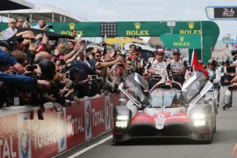 Alonso Toyotája mindent vitt Le Mans-ban