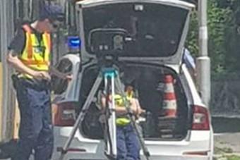 Vajon szabályosan trafizott innen ez a két hazai rendőr?