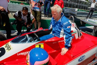 F1: Laudára is kiakadt a világbajnok